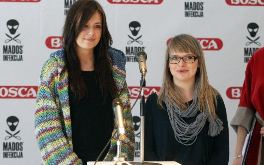 Donata Maldonytė ir Marina Žuravliova