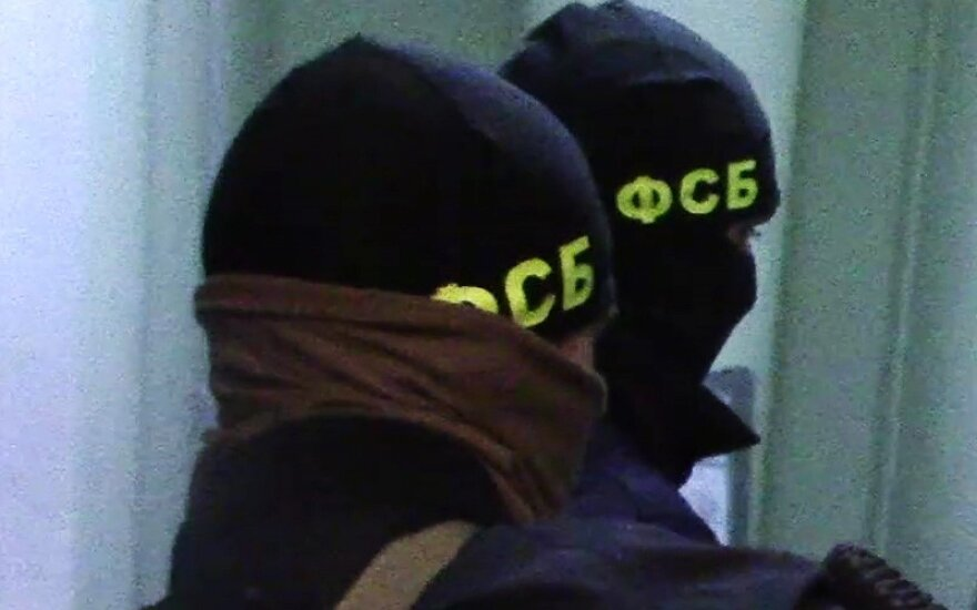"""Rusijos saugumas dėl """"išdavystės tyrimo"""" surengė reidą kosmoso tyrimų centre"""