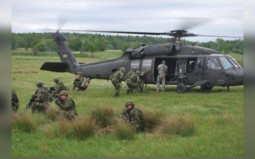 Keičiasi Lietuvos karinių oro pajėgų vadas