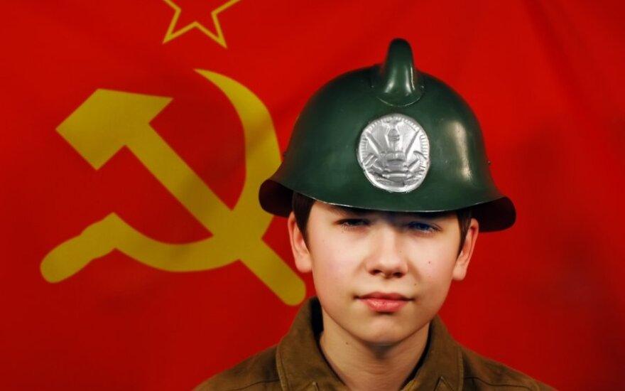 Istorikas: jaunimui sunku suprasti sovietmetį be realybės šou