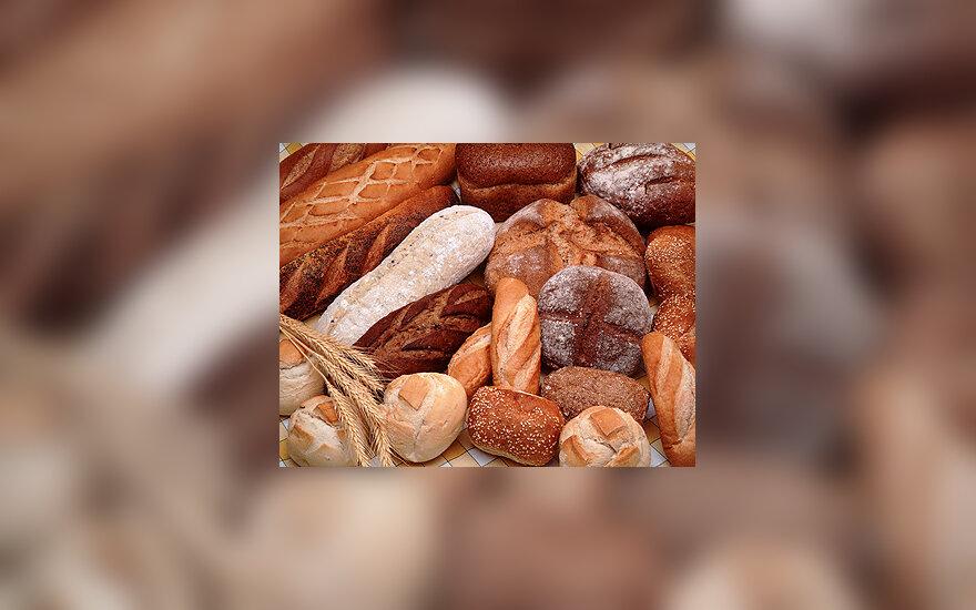 Duona, maistas, mityba