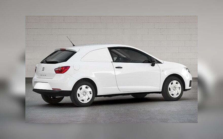 Seat Ibiza furgonas