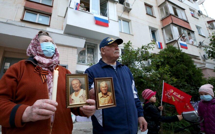Pergalės diena Rusijoje