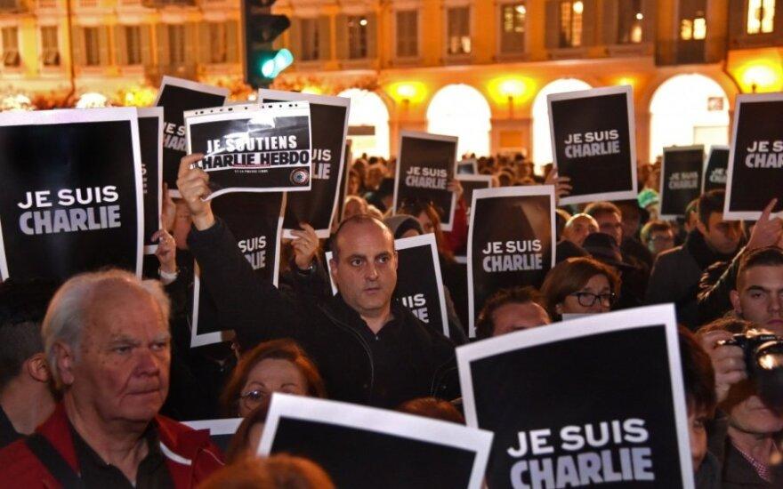 Dešimtys tūkstančių žmonių Europoje gedėjo