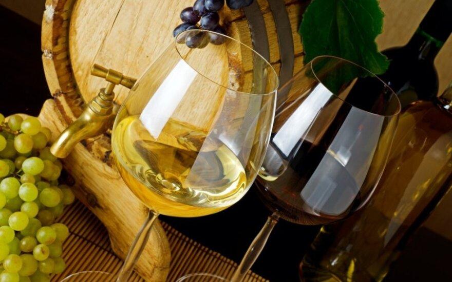 Kaip mikrobai pagerina vyno skonį?