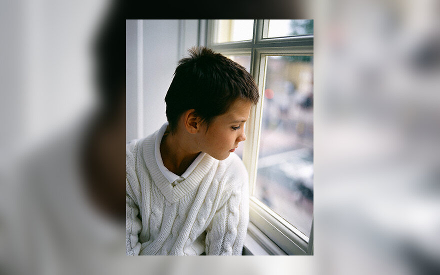 Vaikystė, berniukas, liūdesys