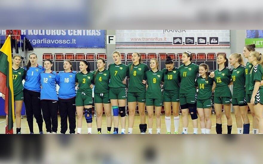 Lietuvos rankinio 19-mečių merginių rinktinė