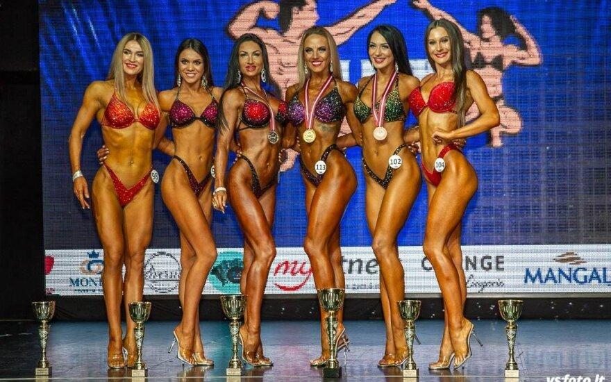 Atvirame Latvijos IFBB čempionate – lietuvių triumfas / FOTO: VS-FOTO.LT