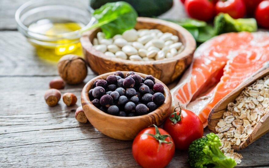 G. Azguridienė. Apie skaidulas maiste ir paprastus lieknėjimo stebuklus