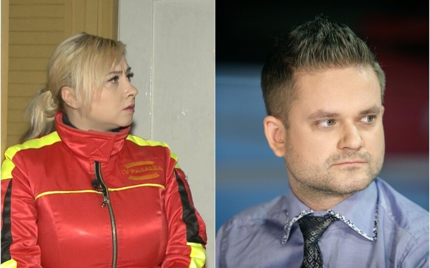 Edvardas Žičkus ir Sandra Žutautienė