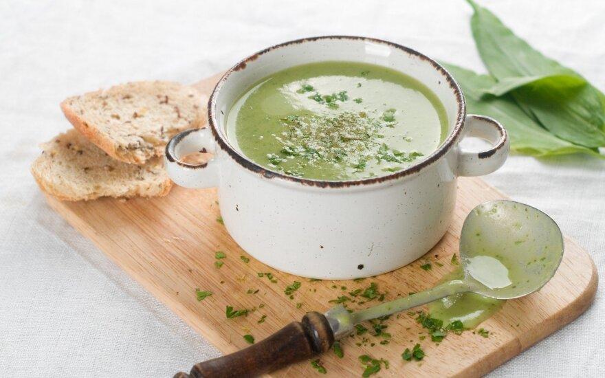 Organizmą valanti sriuba