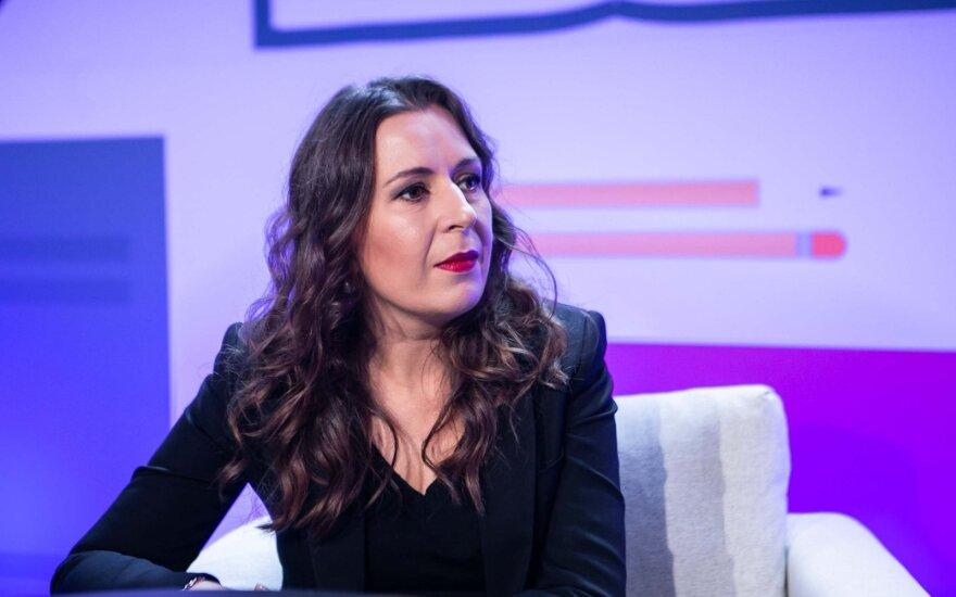 Kristina Sabaliauskaitė: praktiškai juk į gentis skirstėmės pagal tai, kas kokios muzikos klausė