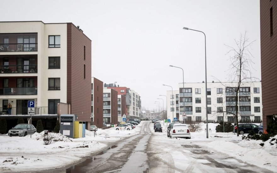 Равнодушных к этому району Вильнюса нет: ругают, но квартиры покупают
