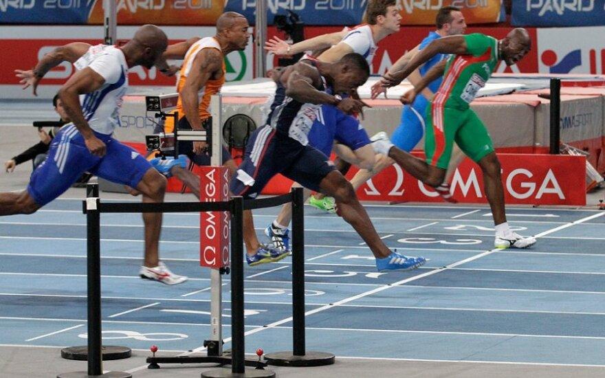 Kaip genų inžinerija pakeis olimpines žaidynes?