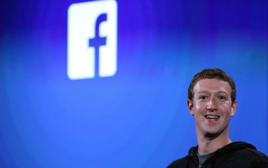 """""""Facebook Home"""" pristatymas"""
