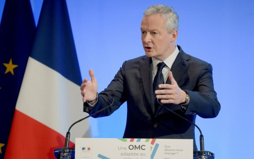 Bruno Le Maire'as