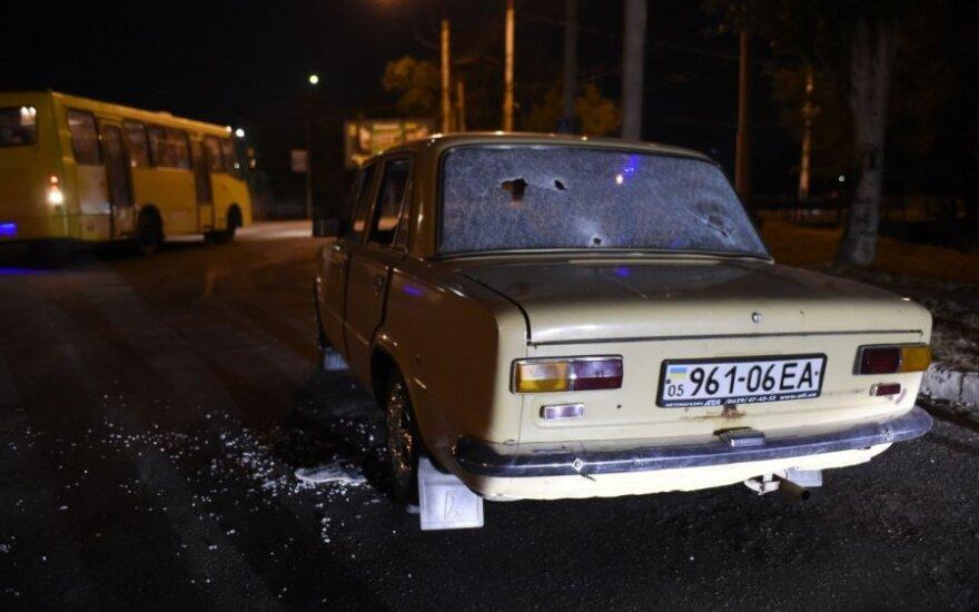 Žmonės apie patirtą siaubą: susirėmimai Ukrainoje vėl aplaistyti taikių gyventojų krauju