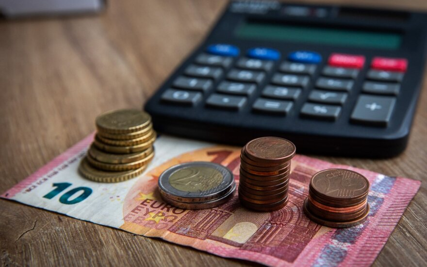 Lietuvos metinis ekonomikos smukimas – mažiausias iš paskelbtų ES
