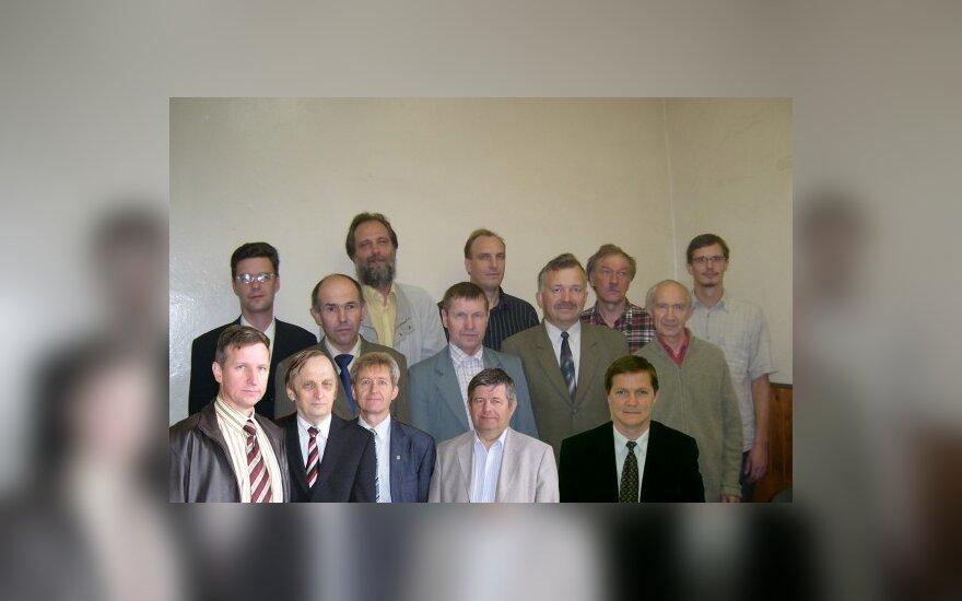 Lietuvos korespondencinių šachmatų rinktinė
