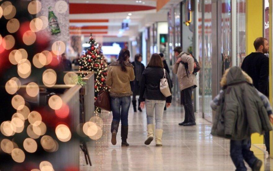 Prekybos centrai ruošiasi šventėms – kas naujo šiemet