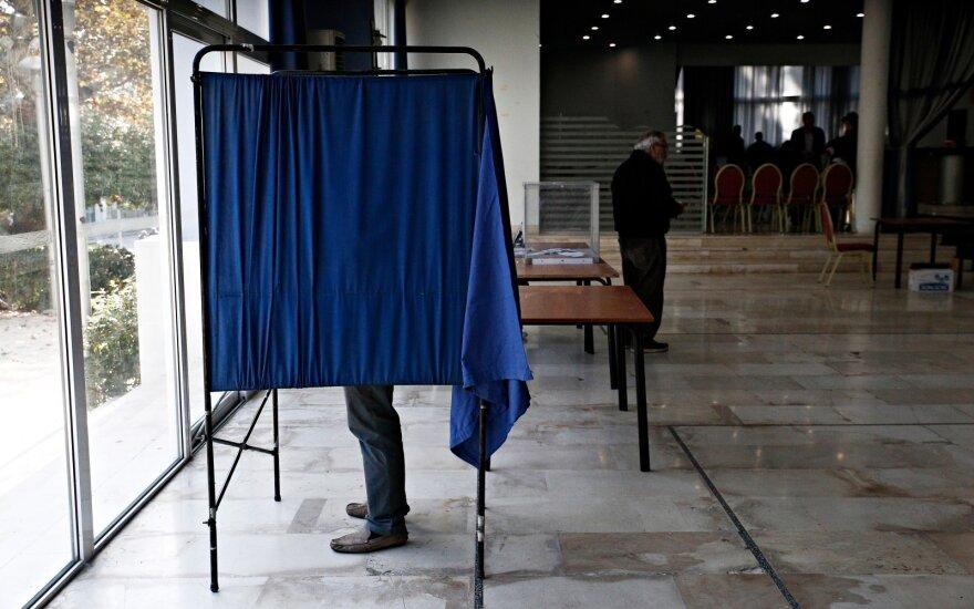 EP rinkimuose dalyvaujančios partijos ir komitetai trauks numerius