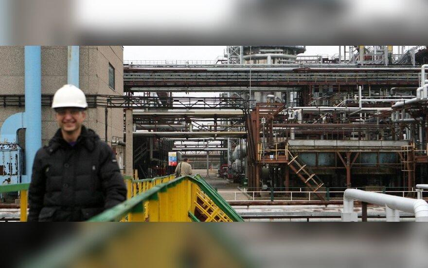 Rusų milžinę pasivijo istorija su Mažeikių naftos bendrove