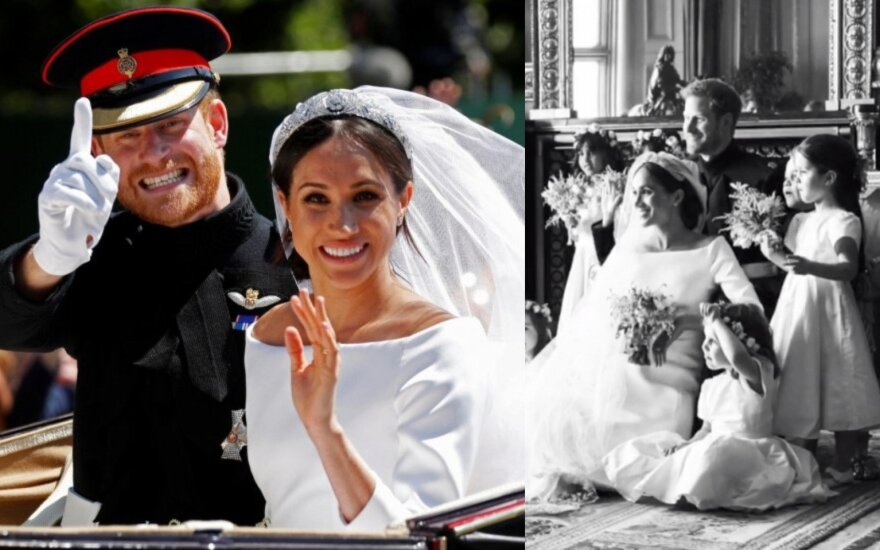 Princas Harry ir Meghan Markle / Foto: Scanpix, Reuters / Instagram
