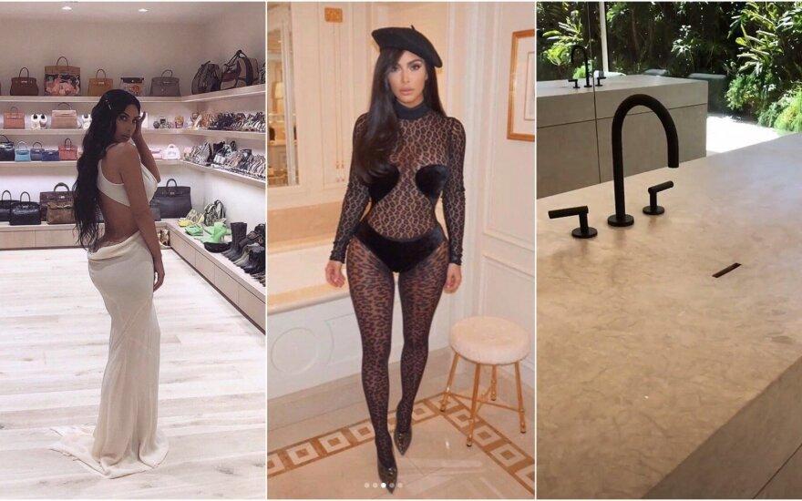 Kim Kardashian namai