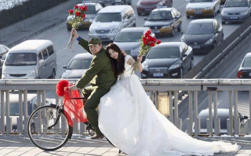 Vestuvės Kinijoje