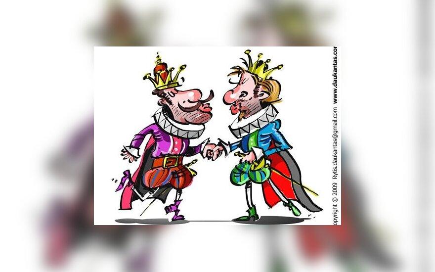 Vilniaus merijoje mamos ir tėvai bus vadinami Tėvu I ir Tėvu II