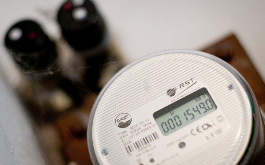Patvirtinta: elektra gyventojams brangsta iki 52 ct/kWh
