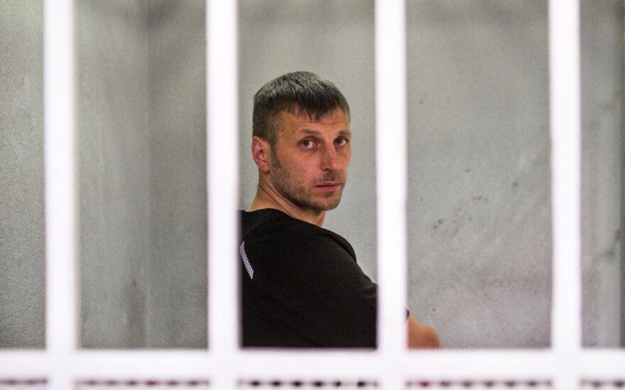 Smurtautojas nesutiko pasitikrinti blaivumo, tačiau tai nuo areštinės neišgelbėjo