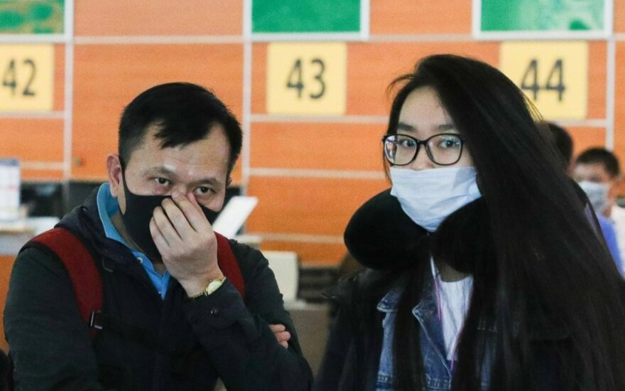 Pasaulyje plinta koronavirusas