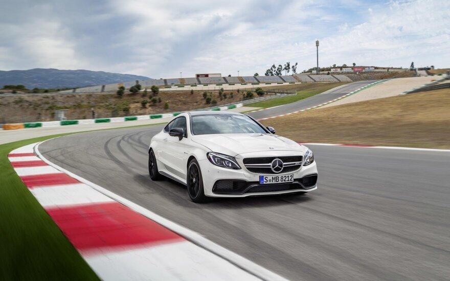 """Mercedes-AMG C63"""