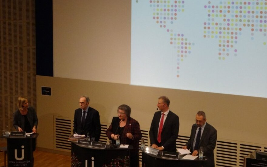 International expert panel discussed Sweden's security and defence cooperation
