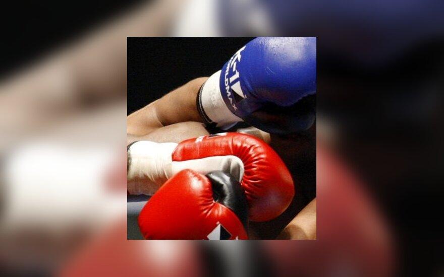 Pirmosios lietuvių nesėkmės planetos jaunių bokso čempionate Armėnijoje
