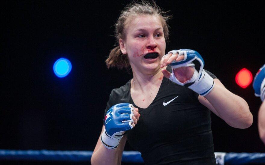 Julija Stoliarenko – Martyna Czech