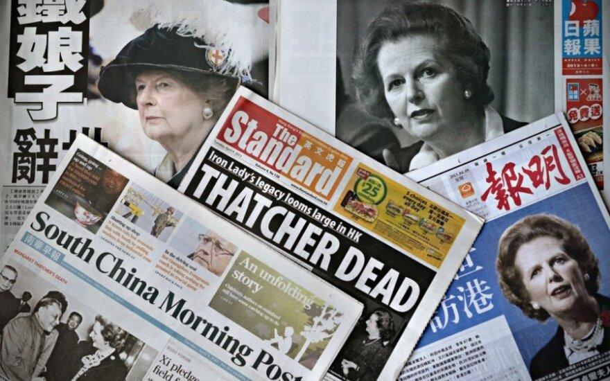 Margaret Thatcher atvaizdas