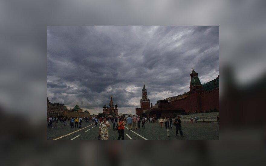 Nuo balandžio 1 d. Rusijoje brangsta degtinė