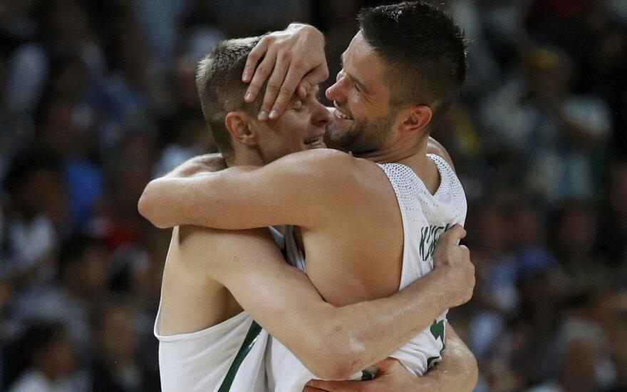 Sirgaliaus laiškas, skirtas Lietuvos krepšinio rinktinei