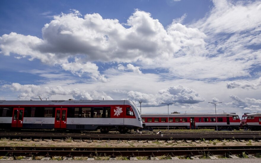 Govt in bid to cut Lithuanian Railway's passenger losses