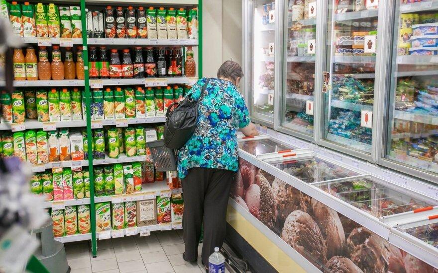 Pasidalink! Maisto kainos Lietuvoje ir mano pirkinių krepšelis