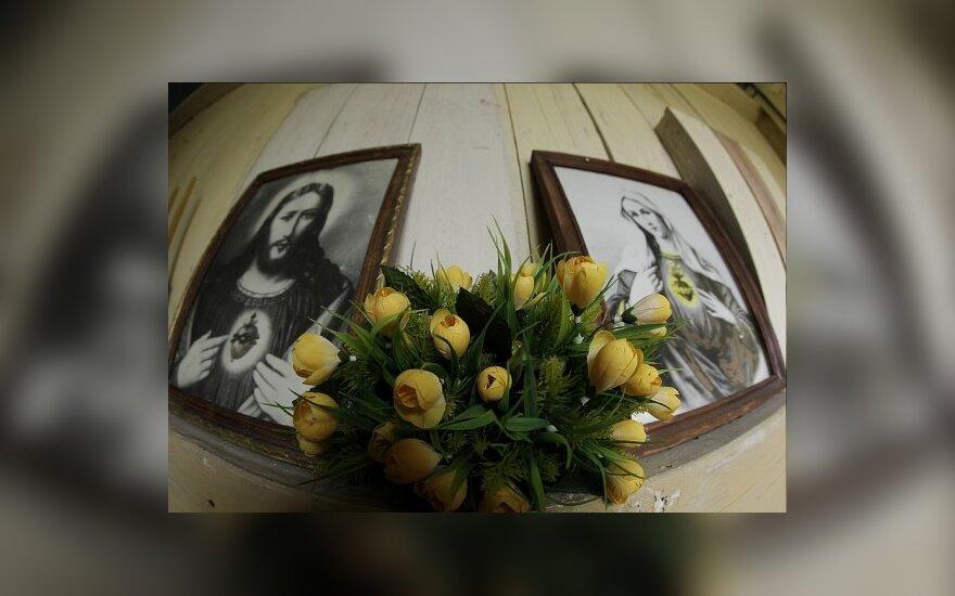 Bažnyčia ketina susigrąžinti šv. Jurgio bažnyčios ir karmelitų vienuolyno pastatus