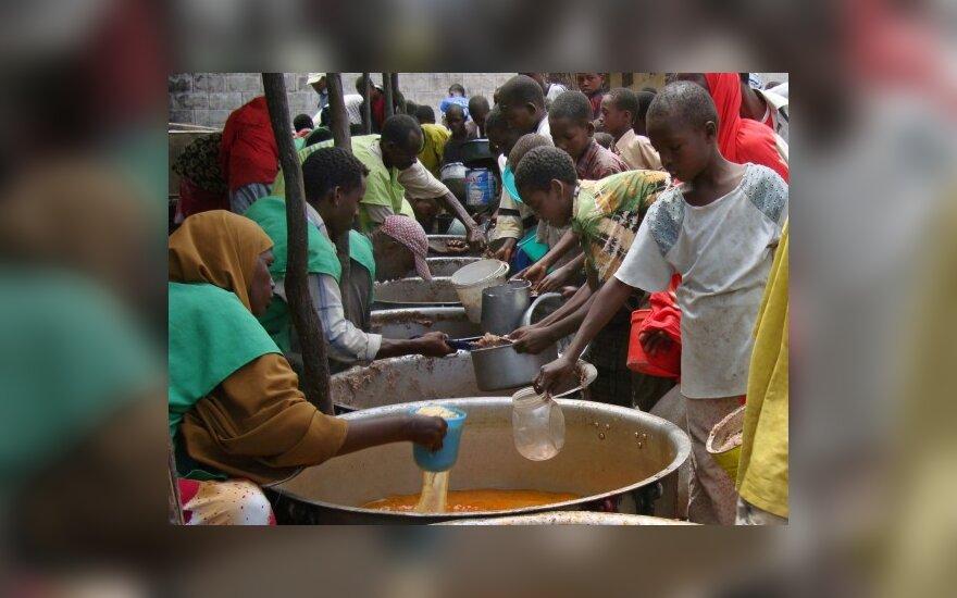 Pabėgeliai Somalyje
