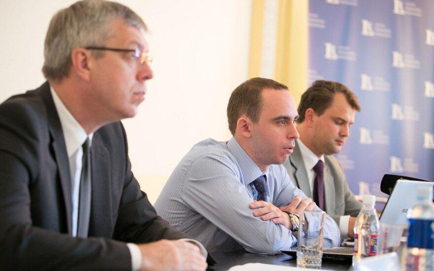 Raimundas Beinortas, Aleksandras Izgorodinas, Linas Lasiauskas