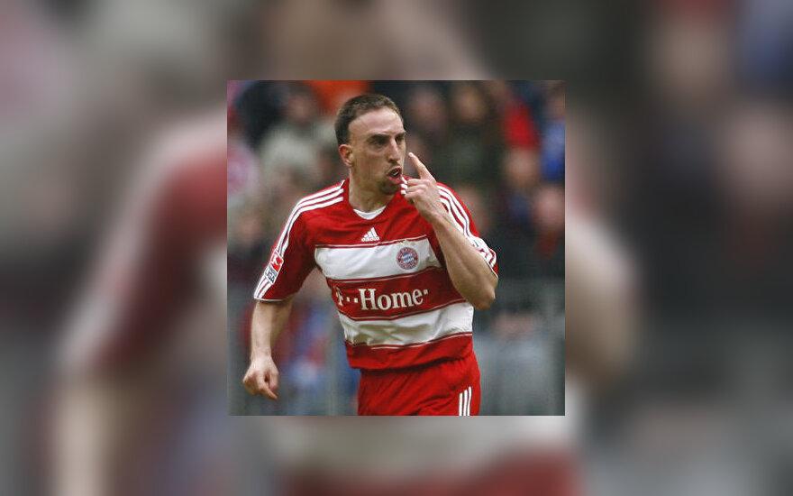 "Franckas Ribery (""Bayern"")"