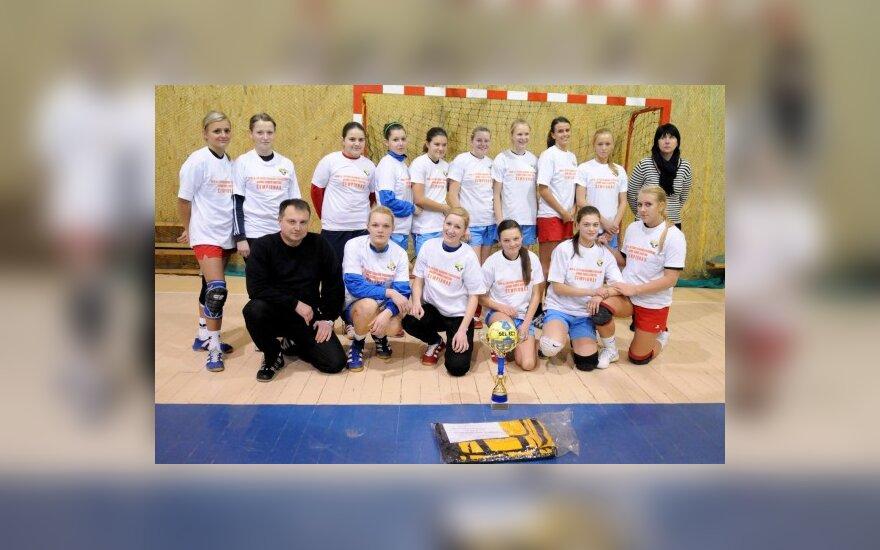 """Vilniaus SM """"Tauro"""" komanda"""