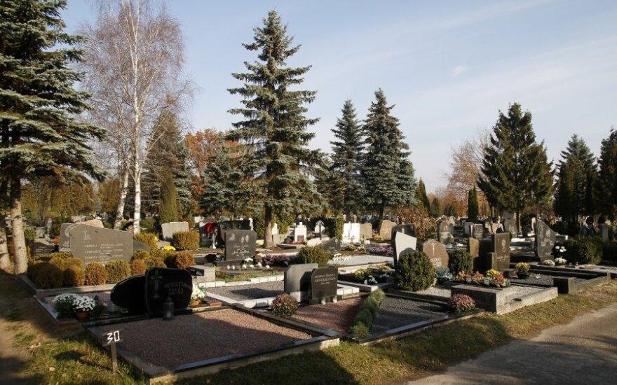 Seniavos kapinės Kaune