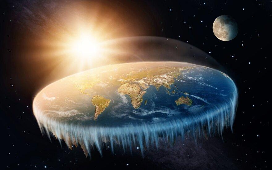 Plokščia Žemė