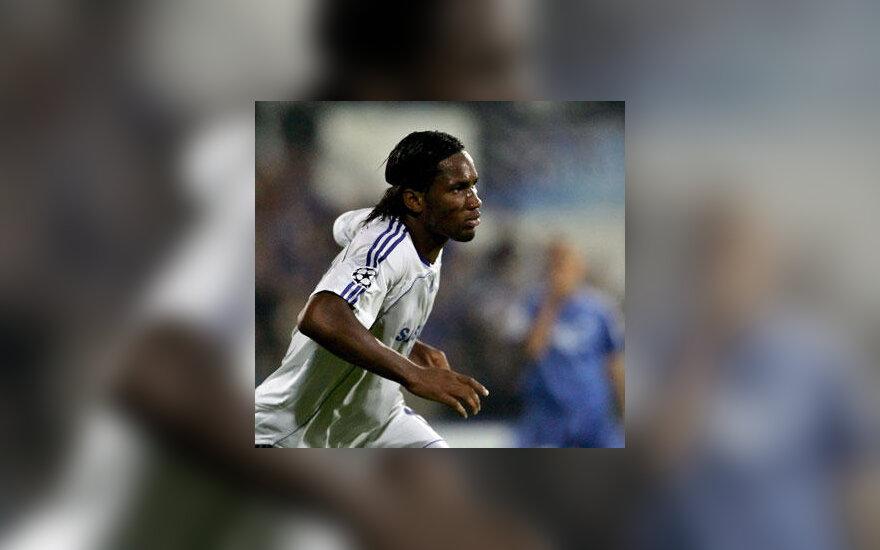 """Didier Drogba (""""Chelsa"""")"""